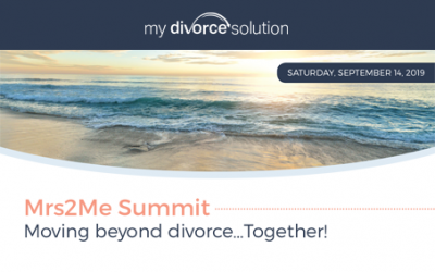 Join Us For The Mrs2Me Summit: Embracing the Divorce Journey and its Impact on Women